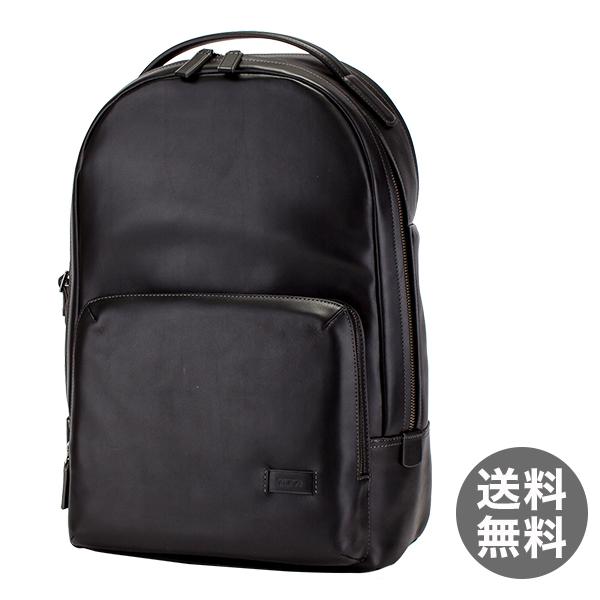 トゥミ Tumi ウェブスター バックパック リュック レザー 63023D ブラック Harrison Webster backpack Black メンズ ビジネス バッグ リュックサック