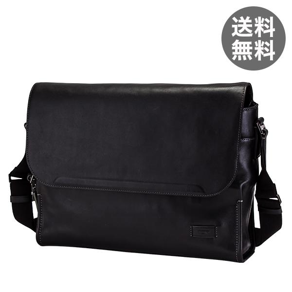 トゥミ Tumi ショルダーバッグ マシュー メッセンジャー レザー メッセンジャーバッグ 63014D ブラック Harrison Matthew messenger メンズ バッグ ビジネス