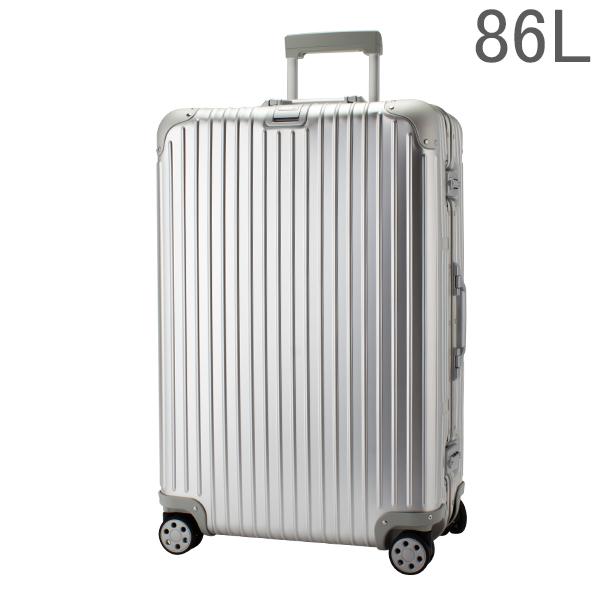 RIMOWA リモワ トパーズ 923.70.00.4 / 932.70 TOPAS スーツケース 86L