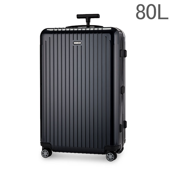 RIMOWA リモワ サルサエアー 825.70 82570 【SALSA AIR】 スーツケース ネイビーブルー Multiwheel 80L 【4輪】 (820.70.25.4)