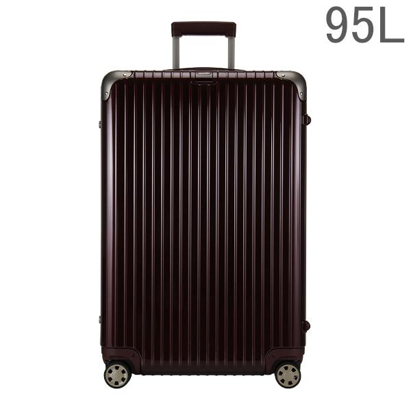 RIMOWA リモワ Limbo リンボ 881.77.34.4 マルチホイール carmonarot カルモナレッド MultiWheel 95L