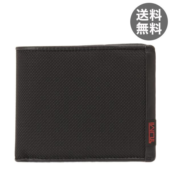TUMI トゥミ 119232D GLOBAL CENTER FLIP グローバルセンターフィリップ 財布 二つ折り ブラック