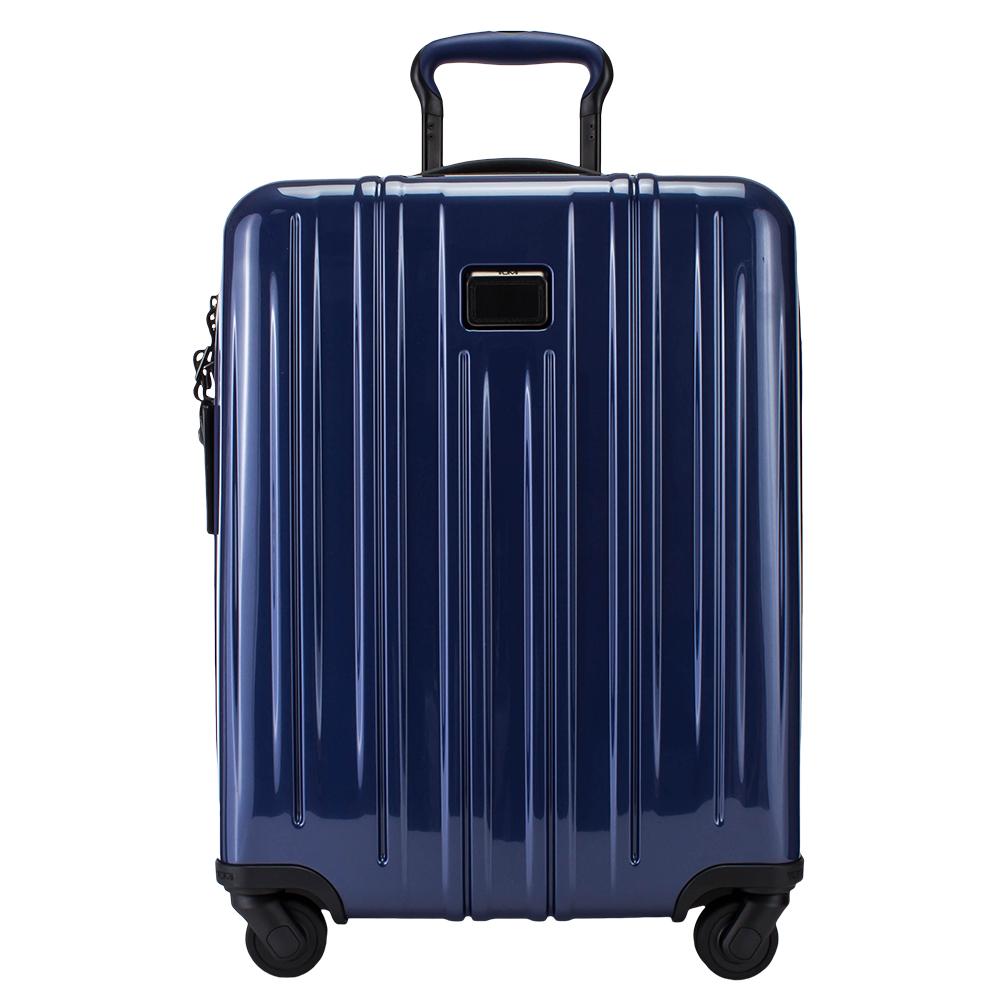 トゥミ TUMI スーツケース 36L 4輪 Tumi V3 インターナショナル・スリム・キャリーオン 0228007PAC パシフィックブルー キャリーケース キャリーバッグ