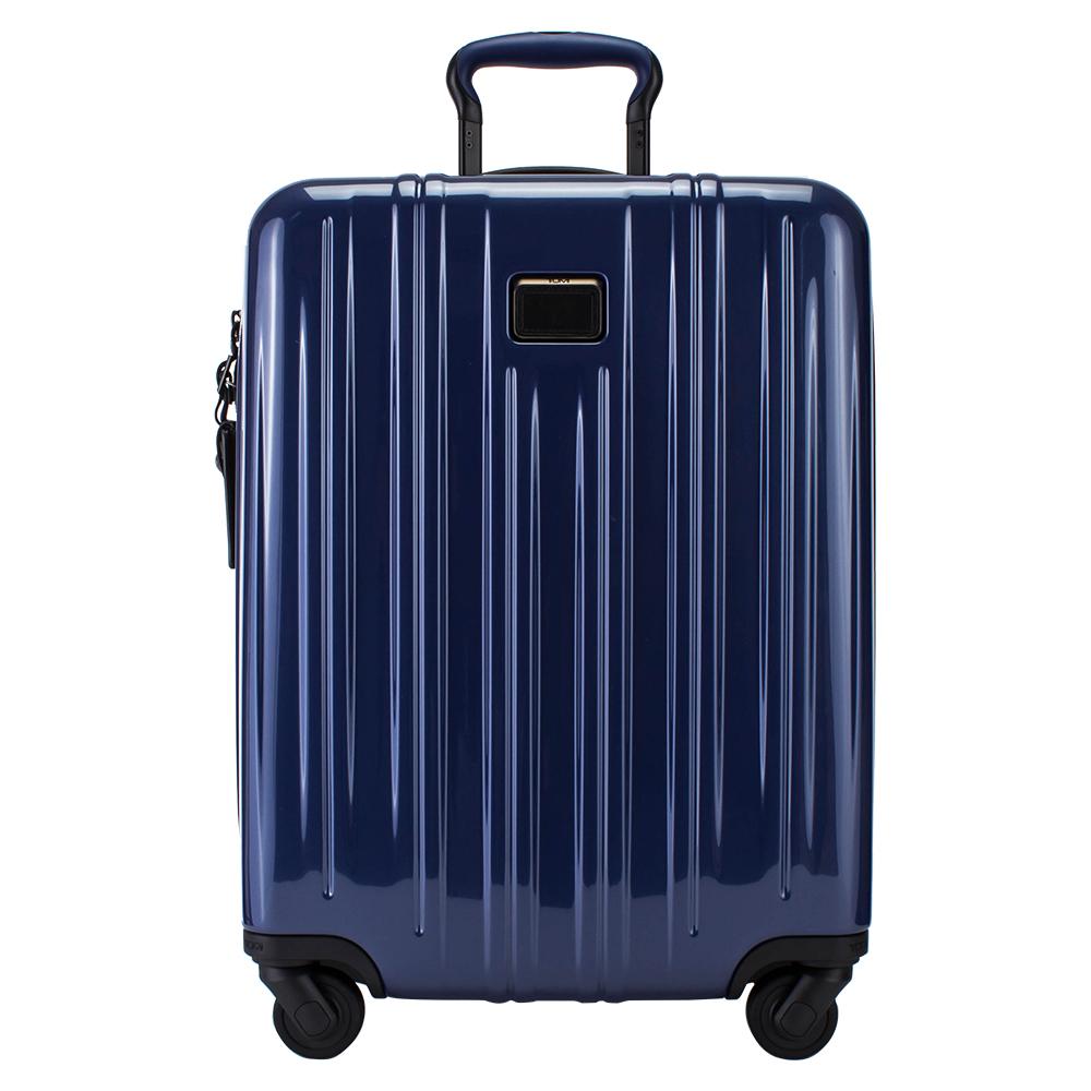 トゥミ TUMI スーツケース 41L 4輪 Tumi V3 コンチネンタル・キャリーオン 0228061PAC パシフィックブルー キャリーケース キャリーバッグ