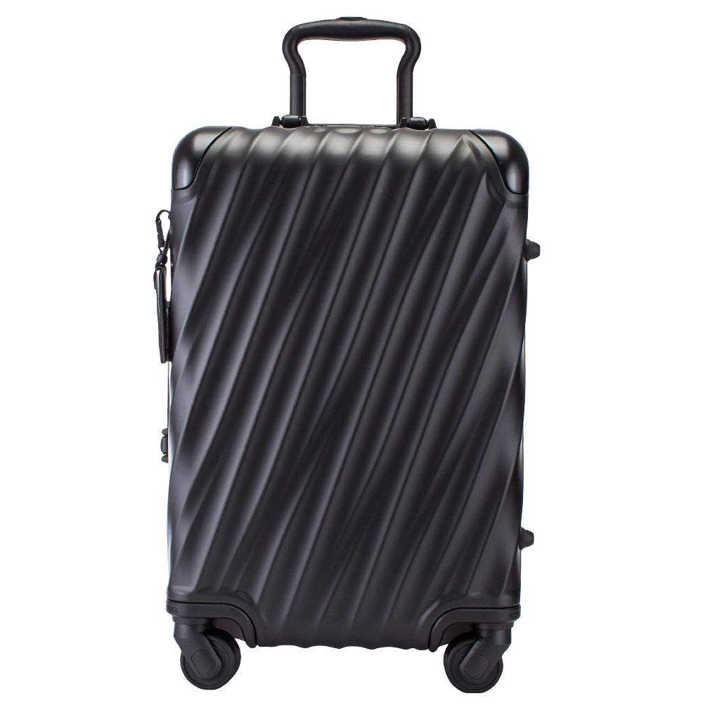 トゥミ TUMI スーツケース 31L 4輪 19 Degree Aluminum インターナショナル・キャリーオン 036860MD2 マットブラック キャリーケース キャリーバッグ