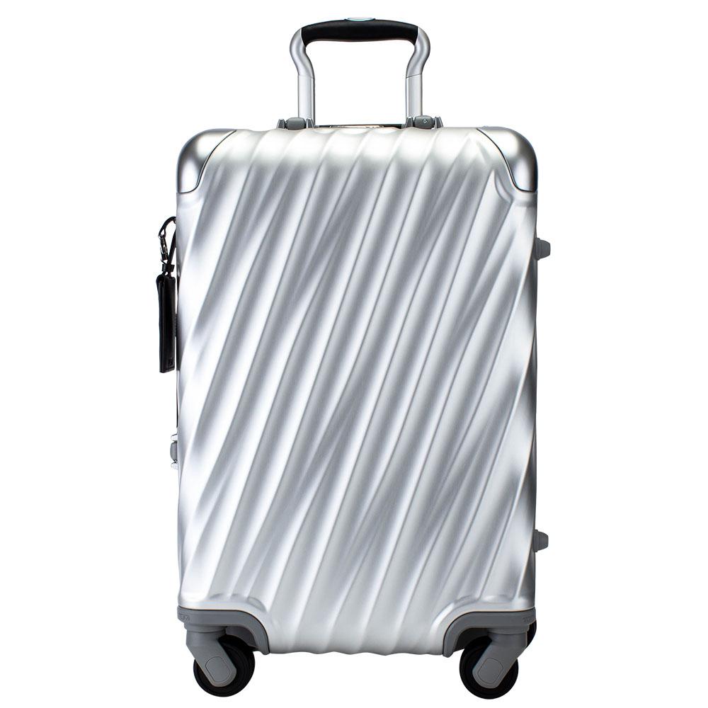 トゥミ TUMI スーツケース 31L 4輪 19 Degree Aluminum インターナショナル・キャリーオン 036860SLV2 シルバー キャリーケース キャリーバッグ