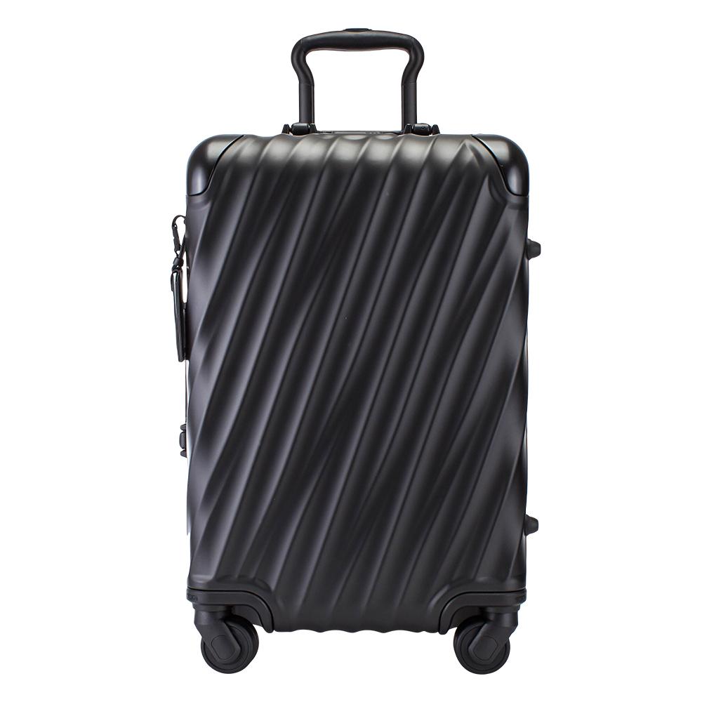 トゥミ TUMI スーツケース 35L 4輪 19 Degree Aluminum コンチネンタル・キャリーオン 036861MD2 マットブラック キャリーケース キャリーバッグ