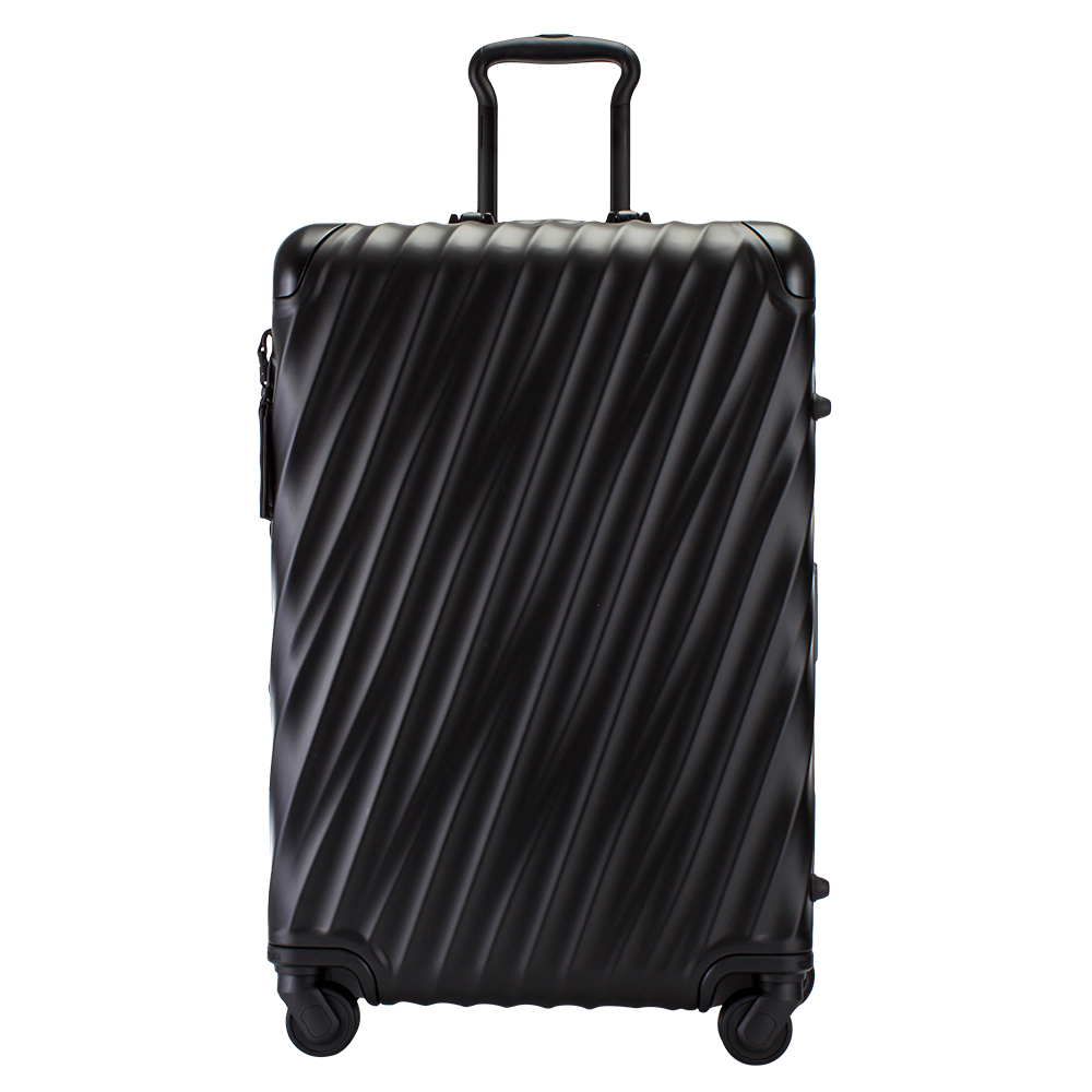 トゥミ TUMI スーツケース 55L 4輪 19 Degree Aluminum ショート・トリップ・パッキングケース 036864MD2 マットブラック キャリーケース キャリーバッグ
