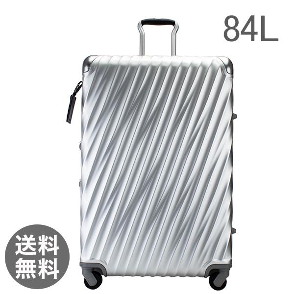 トゥミ TUMI スーツケース 84L 4輪 19 Degree Aluminum エクステンデッド・トリップ・パッキングケース 036869SLV2 シルバー キャリーケース キャリーバッグ