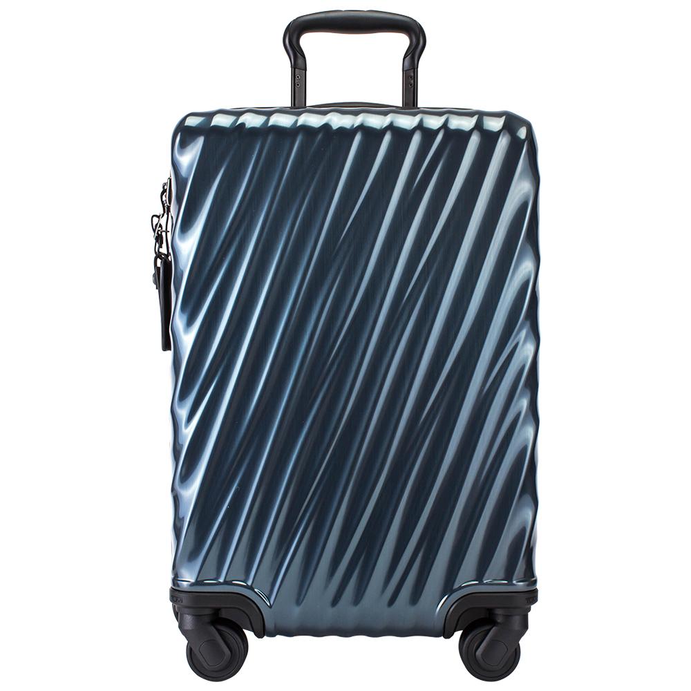 トゥミ TUMI スーツケース 35L 4輪 19 Degree Polycarbonate インターナショナル・キャリーオン 0228660GLC2 グレイシャー キャリーケース キャリーバッグ