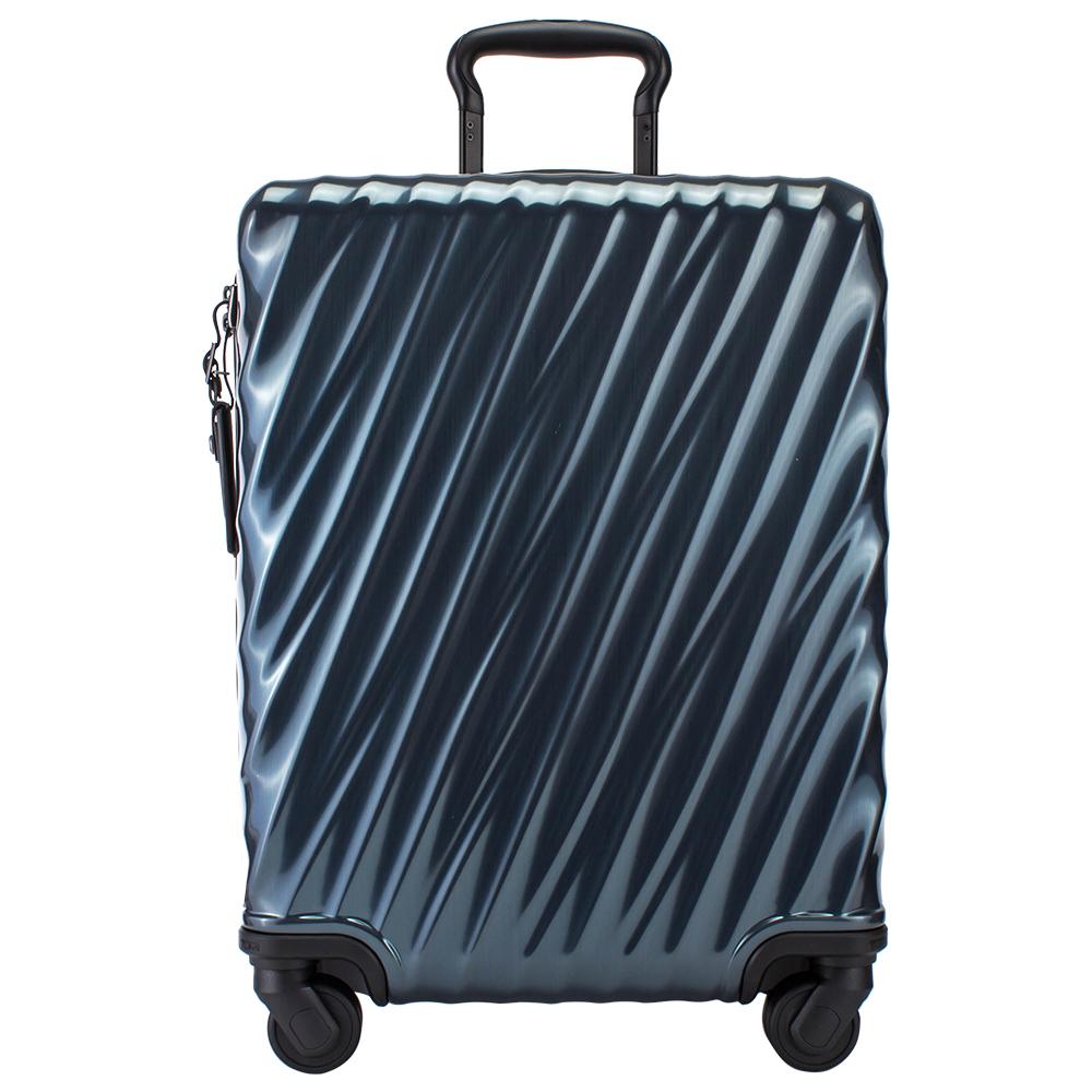 トゥミ TUMI スーツケース 39L 4輪 19 Degree Polycarbonate コンチネンタル・キャリーオン 0228661GLC2 グレイシャー キャリーケース キャリーバッグ