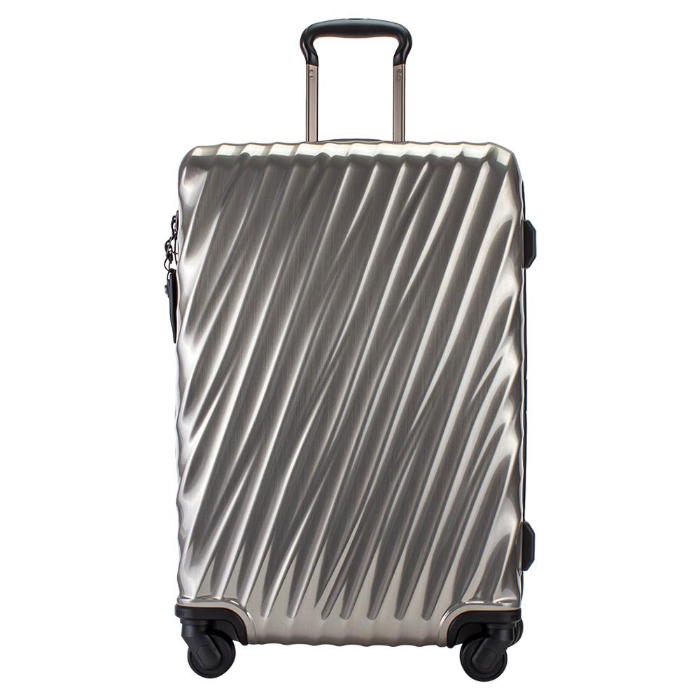 トゥミ TUMI スーツケース 57L 4輪 19 Degree Polycarbonate ショート・トリップ・パッキングケース 0228664SLV2 シルバー キャリーケース キャリーバッグ